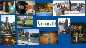 Zomer 2014 collage