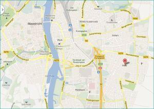 kaart Heer Maastricht
