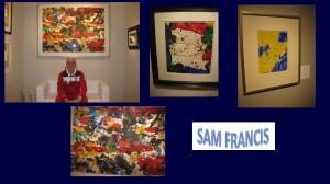 Sam Francis Tefaf 2013