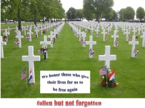 Margraten Memorial Day
