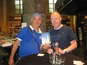 Ontmoetingen met schrijvers weblog 20 Jogn Boyne