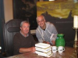 Ontmoetingen met schrijvers weblog 2John Flanagan
