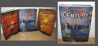 Spannende Boekenweken weblog 4 Century collage
